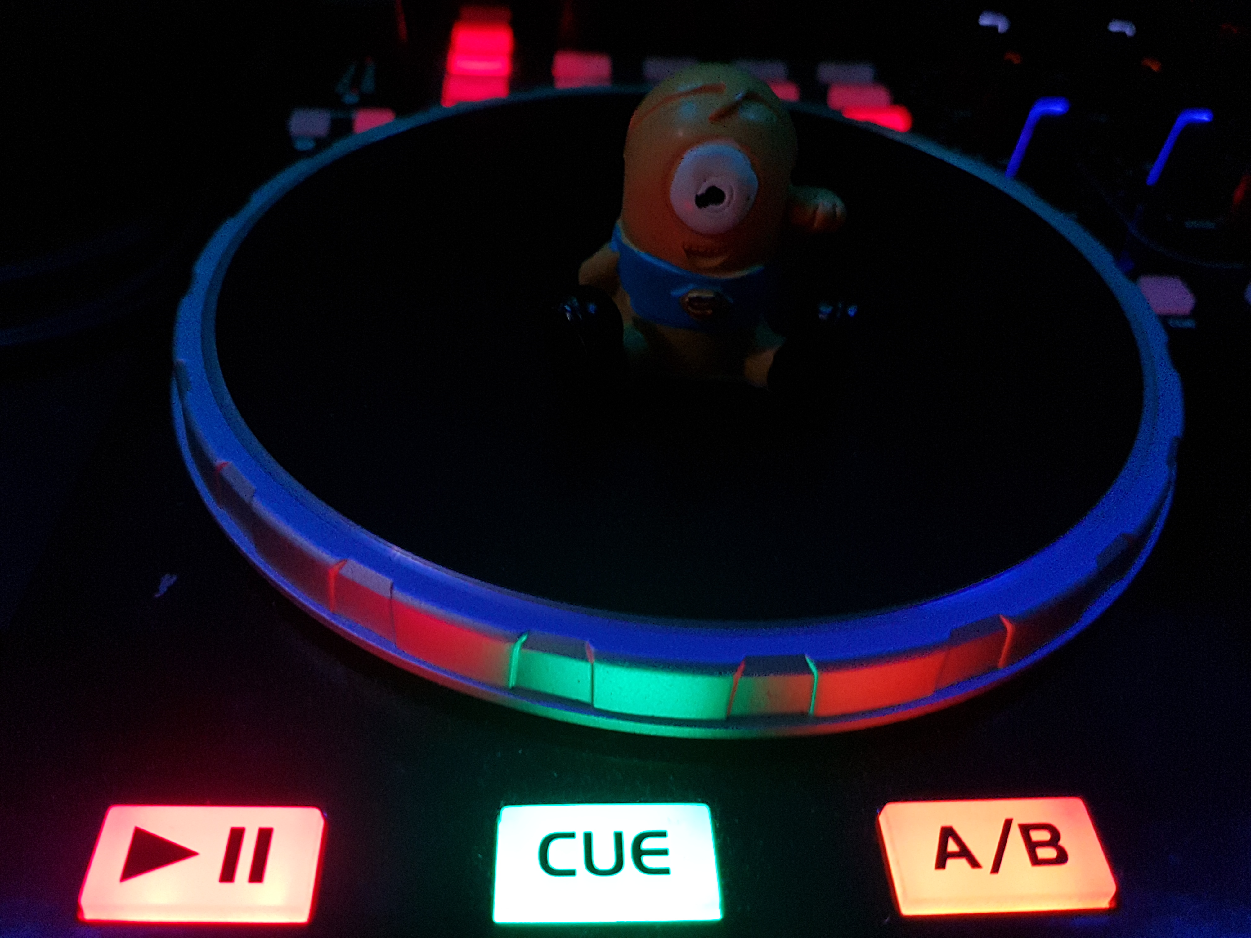 Minions on the decks!